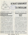 kinatuinamot illengajuk, 1985-11-01, vol. 06, no. 44