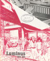Luminus, vol. 01, no. 04 (Fall 1971)