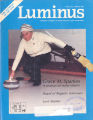 Luminus, vol. 13, no. 01 (Winter 1987)