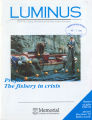 Luminus, vol. 19, no. 02 (Spring 1993)