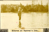 Monroe at Warren's Run.