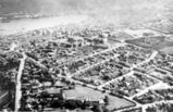 Aerial photo unidentified city
