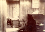 ''Private Office & Shipping Office, 1904.''