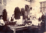 ''Clothing factory, 1903.''