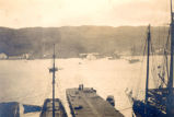 Vessels in St. John's harbour, from Job Brothers & Co. Ltd. north side premises, St. John's, NL