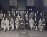 ''Bank of Nova Scotia staff photo, St. John's, Nfld''
