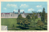 ''Royal Military College from Fort Frederick, Kingston, Ontario, Canada''