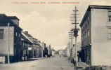 ''Water Street, Looking East, Carbonear, Newfoundland''