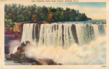 ''Terrapin Point from Canada, Niagara Falls''
