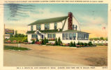 ''The Pioneer Restaurant, on U.S. Route 20, East Genesee St. Road, Auburn, New York''