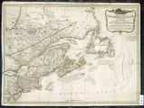 A general map of the northern British colonies in America : which comprehends the province of...
