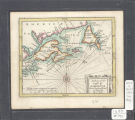 A chart of the coast of America from Newfound Land to Cape Cod
