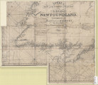 Steel's new and correct chart of the Island of Newfoundland with particular plans of its harbours, on