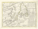 New Found Land, St. Laurens Bay, the fishing banks, Acadia, and part of New Scotland