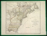 A new and accurate map of North America, drawn from the famous Mr d'Anville with improvements from the