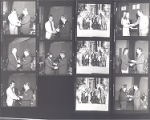 June 1977 Negative no. 98D and October 1977 negative no. 99 [student presentation?]