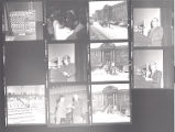 June 1975 Negative no. 92B [student presentation?]