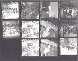June 1977 Negative no. 98B [student presentation?]