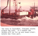 Dredger, Beaufort Sea