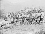 Inuit and Moravian group photograph