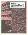 MUN Gazette, Vol. 06, No. 29 (April 12, 1974)