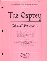 The Osprey, vol. 02, no. 07 (Nov-Dec 1971)