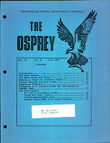 The Osprey, vol. 12, no. 02 (June 1981)