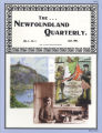 The Newfoundland Quarterly, volume 094, no. 1 (Winter 2001)