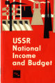 USSR national income and budget