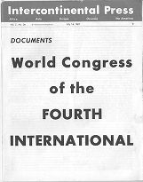 World Congress of the Fouth International