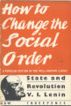 How to Change the Social Order