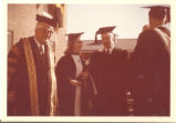1.02.036: Prior to the opening of Bowater House and following convocation exercises