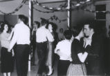 1.02.367: Students dancing at a university social event