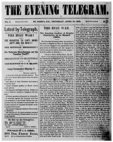 Evening Telegram (St. John's, N.L.), 1879-04-10