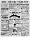 Evening Telegram (St. John's, N.L.), 1893-11-08