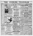 Evening Telegram (St. John's, N.L.), 1896-11-21