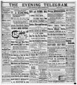 Evening Telegram (St. John's, N.L.), 1899-11-30