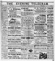 Evening Telegram (St. John's, N.L.), 1899-12-13