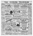 Evening Telegram (St. John's, N.L.), 1900-09-27