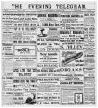 Evening Telegram (St. John's, N.L.), 1900-11-22