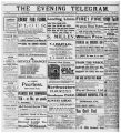 Evening Telegram (St. John's, N.L.), 1901-07-30