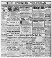 Evening Telegram (St. John's, N.L.), 1901-08-15