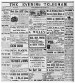Evening Telegram (St. John's, N.L.), 1901-09-03