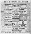 Evening Telegram (St. John's, N.L.), 1901-09-04
