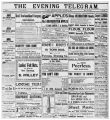 Evening Telegram (St. John's, N.L.), 1901-09-30