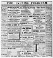 Evening Telegram (St. John's, N.L.), 1901-10-04