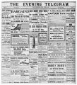 Evening Telegram (St. John's, N.L.), 1901-10-11
