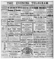 Evening Telegram (St. John's, N.L.), 1901-11-08