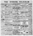 Evening Telegram (St. John's, N.L.), 1901-12-21
