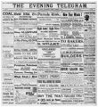 Evening Telegram (St. John's, N.L.), 1901-12-26